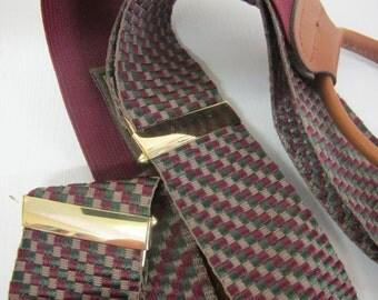 Trafalgar Suspenders Hipster Suspenders Brace