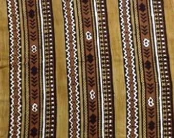 Holiday Gift Large Mali mudcloth fabric