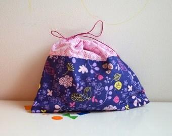 Cute little cotton bag