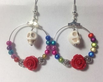 Day of the dead hoops
