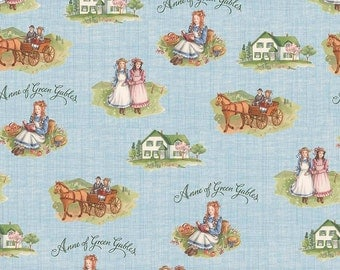 """Shop """"anne of green gables"""" in Craft Supplies & Tools"""