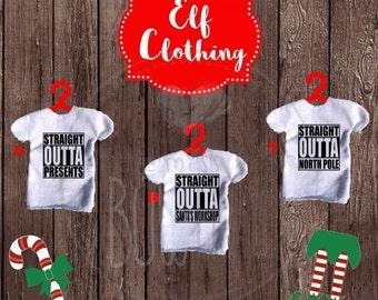 Elf Doll Clothing!