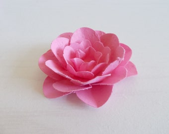 Large Seed Paper Roses - 100 Eco Friendly Paper Flowers Made From Recycled Paper Embedded With Flower Seeds - Plant and Grow!