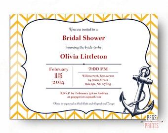paris theme bridal shower invitation printable paris by pegsprints, Bridal shower invitations