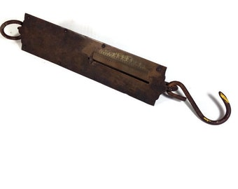 Antique Spring Scale - Chatillon Improved Spring Balance Scale