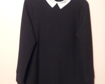Womens Collarerd Tunic/Dress