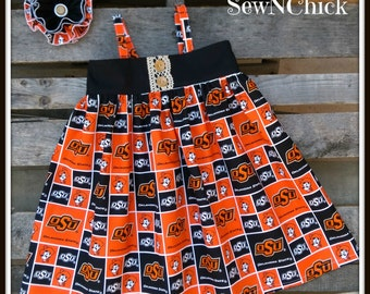 5T OSU Spirit Dress
