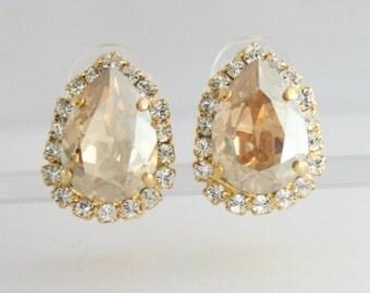 clip on earrings,clip earrings,clip on wedding earrings,clip bridal earrings,swarovski clip earrings,crystal clip on earrings,crystal clip
