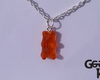 Gummy Bear necklace, sweets, confectioners corner