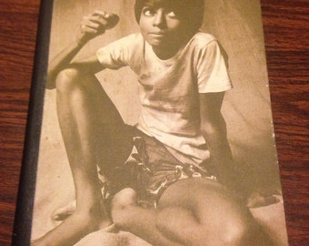 """Recycled Record Album Cover Notebook / Journal / """"Diana Ross"""""""