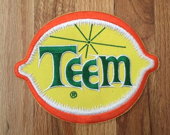 Vintage Patch - Teem Soda