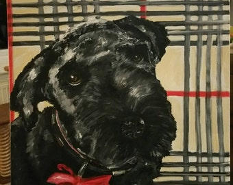 Pet portraits to order