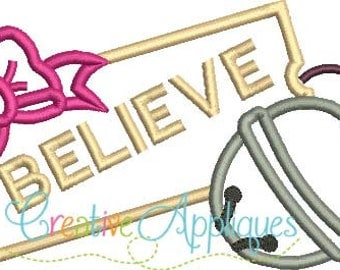 Polar express Applique Shirt, Believe ticket, girls christmas applique, Believe