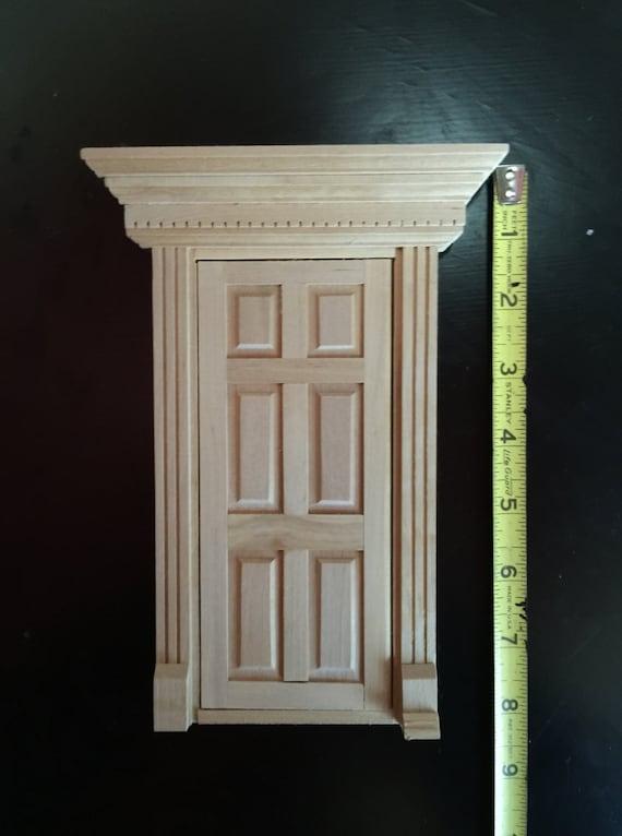 Unfinished fairy door fairy doors that open by for Unfinished fairy door