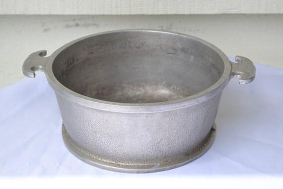 Sale Vintage Guardian Service Cast Aluminum Pot Baking Dish
