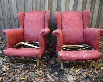 Upholster an Armchair or Club Chair