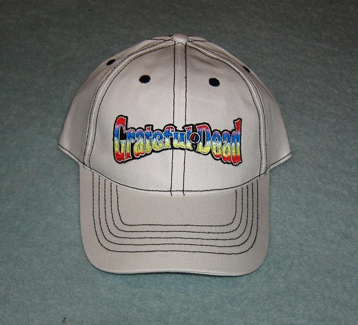grateful dead baseball hat new one size adjustable unisex