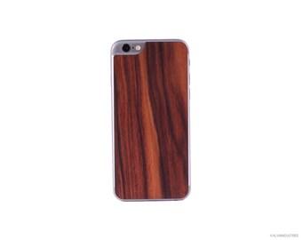 Real Rosewood iPhone 6 / 6 Plus Wood Skin