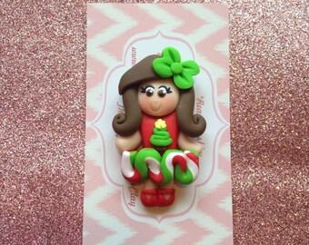 Christmas tree cutie-customizable