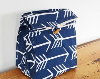 Lunch bag, reusable lunch bag, eco friendly lunch bag, lunch bag for women