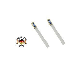 Fiberglass Pencil Refill 2 Pcs Brush Metal Clay Silver Jewelry Clean Watches WA 160-891-1