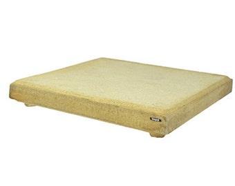"Ceramic Soldering Board 6""x  6""jewelry Repair  Welding Base Block Heat  Plate Wa 914-149"
