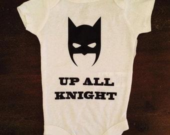 Batman Superhero Onsie