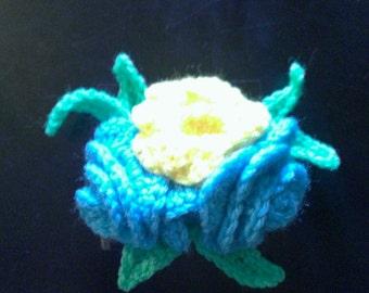 Crochet Rose Bouquet - FREE SHIPPING