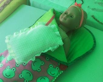 American Girl Sleeping Bag