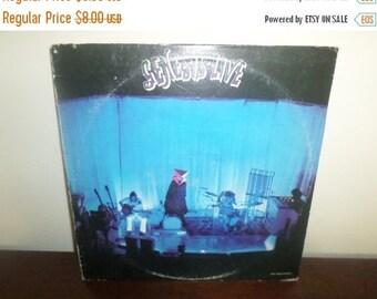 Save 30% Today Vintage 1974 Vinyl LP Record Genesis Live Very Good Condition 4059