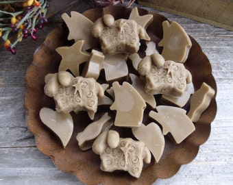 24 Prim Friends Tarts, Brown Sugar Pecan Scented