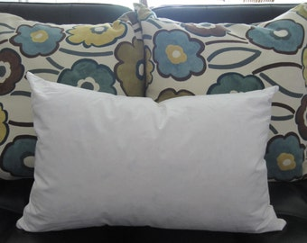 Pillow inserts 20x20 22x22 24x24 26x26 28x28 by bedofrosesusa for Best euro pillow inserts