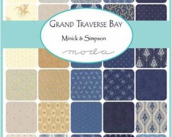 Grand Traverse Bay - 40 x 1/4yd Bundle