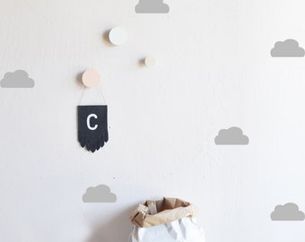 Simple Clouds - WALL DECAL