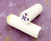 Twinkle Star - Mini stamps/Lüttje stamp Ø 1,1 cm