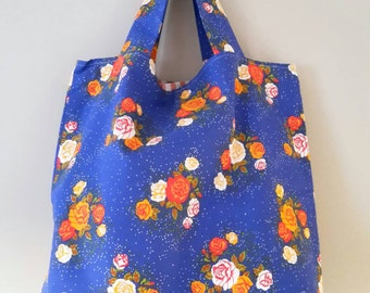 Bag with flowers # 4