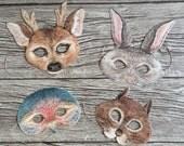 Children' Field Animal Masks