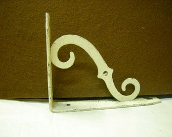 1 bracket-decorative bracket-wall display-wall decor-rod iron-