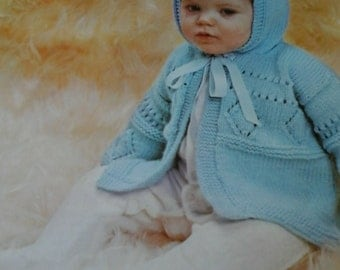 baby jacket pattern