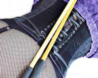 """36"""" Hate Cane Spanking Rod Beautiful Hard wood - BDSM Spanking Cane"""