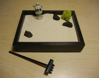 Special-Small Zen Garden with Pagoda- DIY Kit