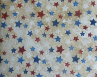 Land of the Free~Stars~Cotton Fabric, Quilt, Home Decor, Northcott~20159-30~ Fast Shipping,N214