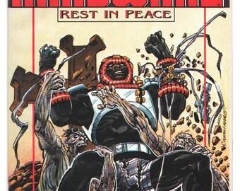 Hardware - Issue 8 - Oct 1993 - Modern -Newsstand - NM+  - DC (Milestone) Comics