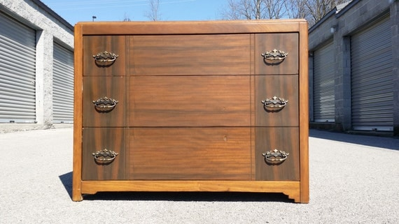 ready to decorate three drawer dresser chest of
