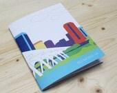 Mini Coloring Book - 5x7 - Richmond, VA