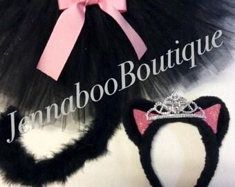 Cat costume, princess cat costume, black cat costume,adult cat costume, baby cat costume, halloween cat costume, girl cat costume, pink cat