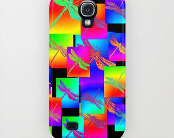 phone cover, dragonfly phone case, 5s case,5c, 4s, 3, 3G, ipod touch, galaxy s5, galaxy s4 , dragonfly phone cover, dragonflies phone case