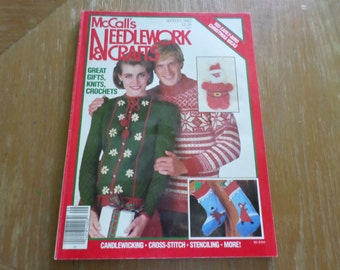 McCall's Needlework & Crafts Sept/Oct 1983