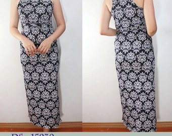Maxi Racer Back Dress (*with different prints to choose from)
