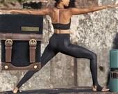 NEW! MANHATTAN Smarter Garter 4.0 (Garter Purse / Boot Pocket / Cross-Body / Wristlet / Yoga Mat Pocket / Wallet / Hip Pocket) Steampunk